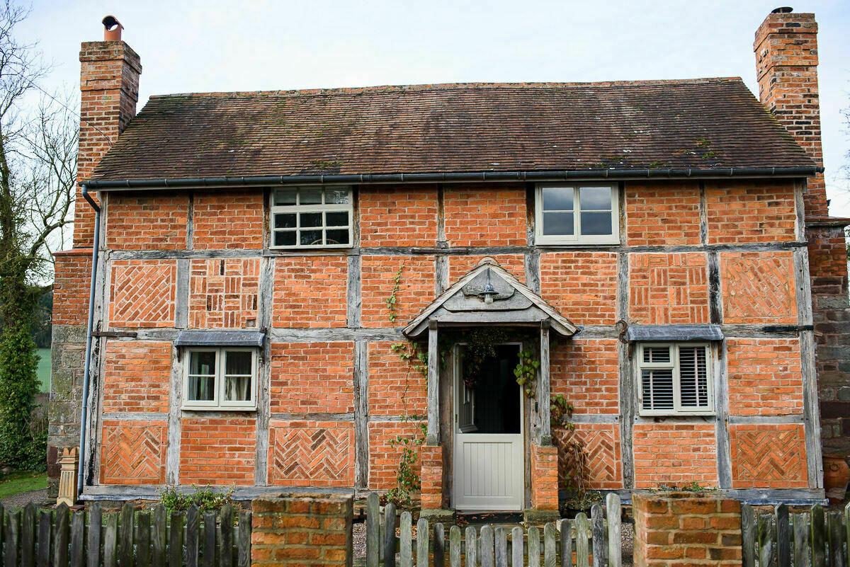Ivy Cottage at Brinsop court