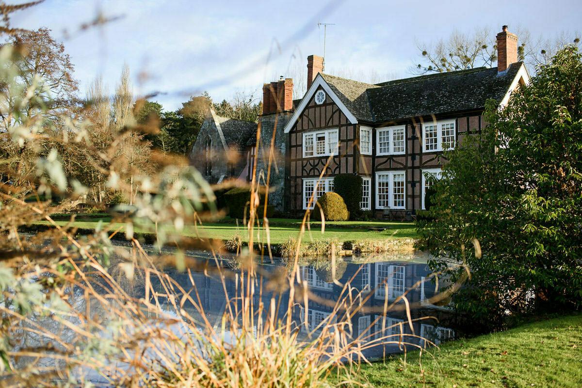 Herefordshire wedding venue