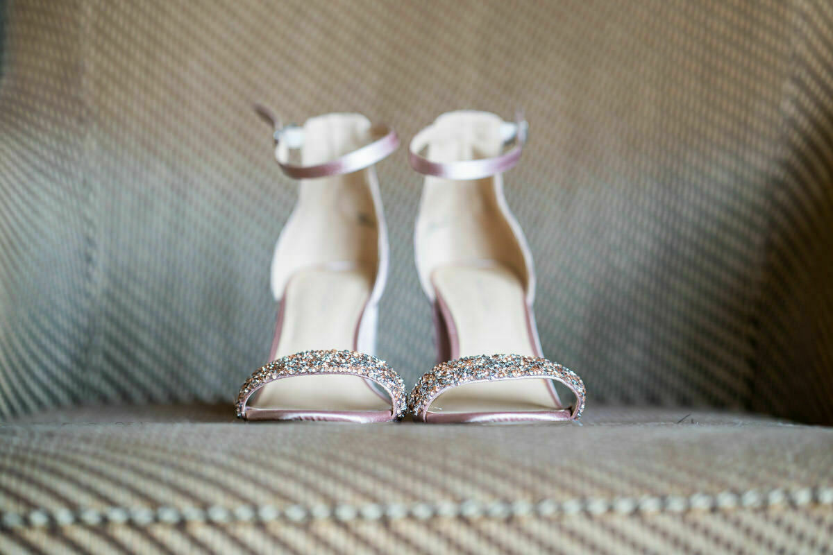Wedding shoes L.A
