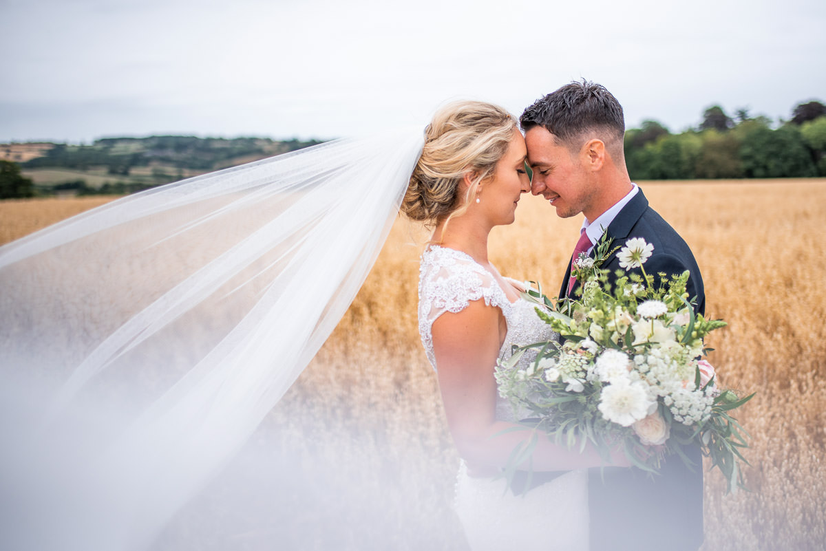 Herefordshire wedding photographers