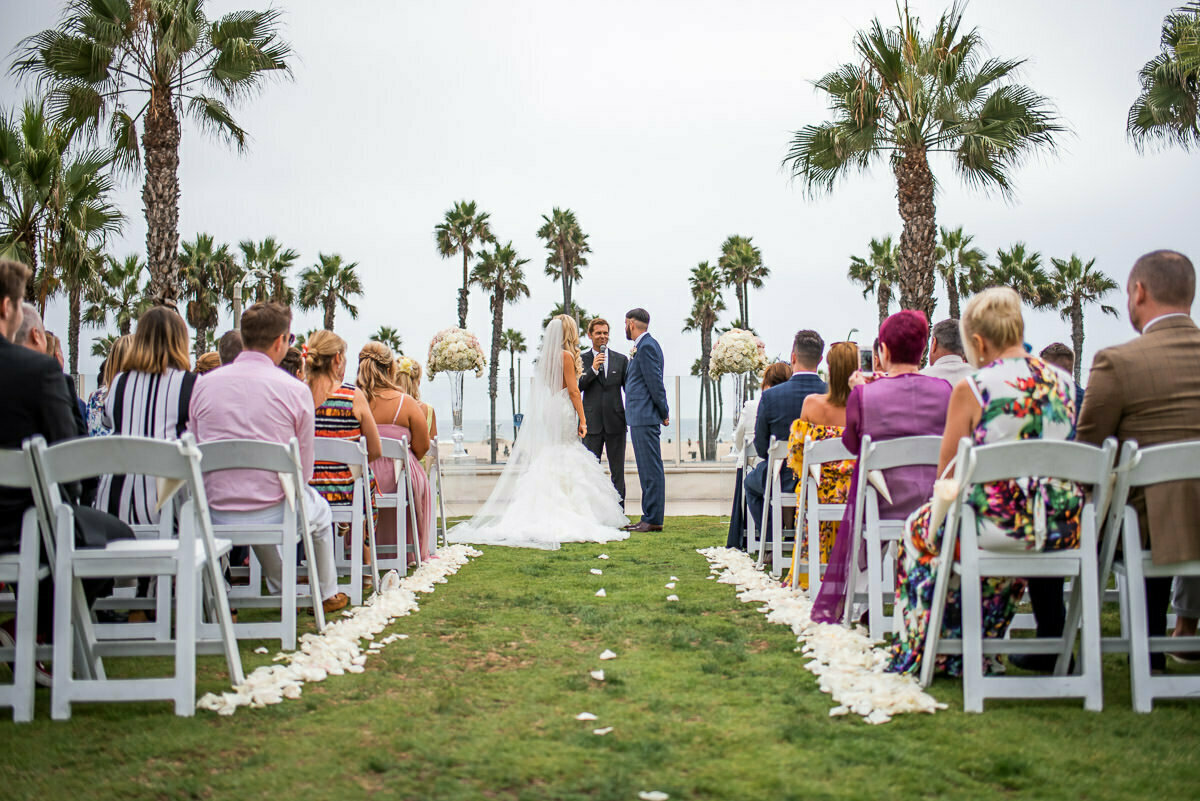Huntington Beach wedding ceremonies