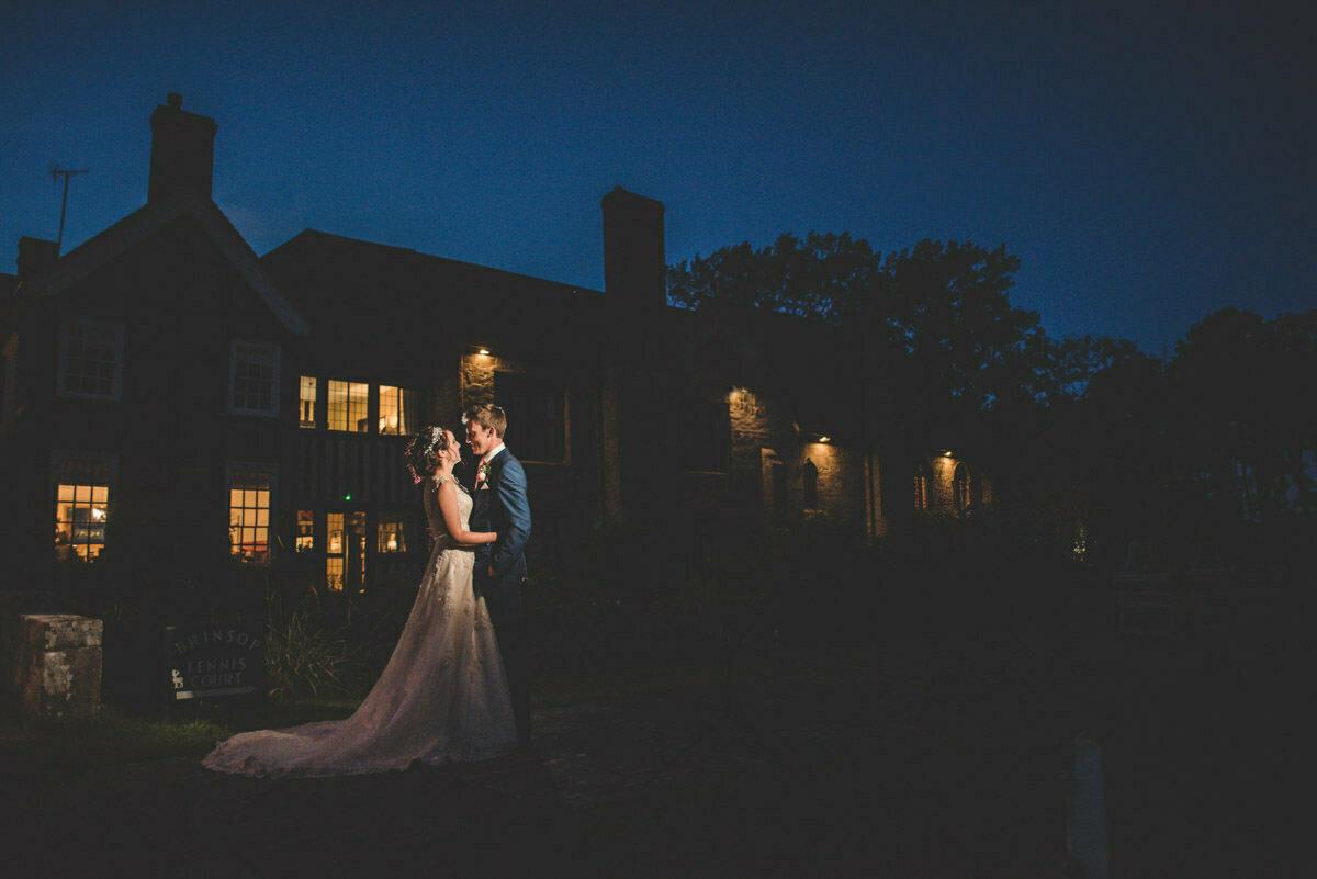 Brinsop court wedding photography