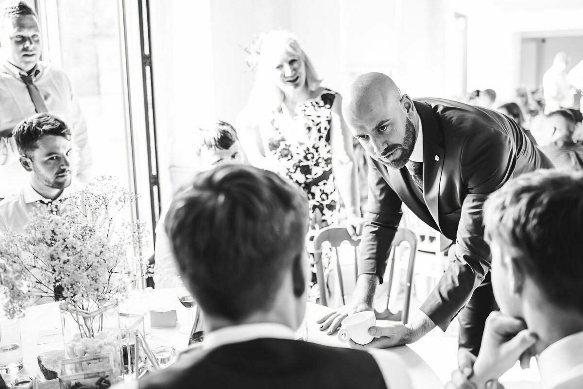 Wedding magician Shropshire