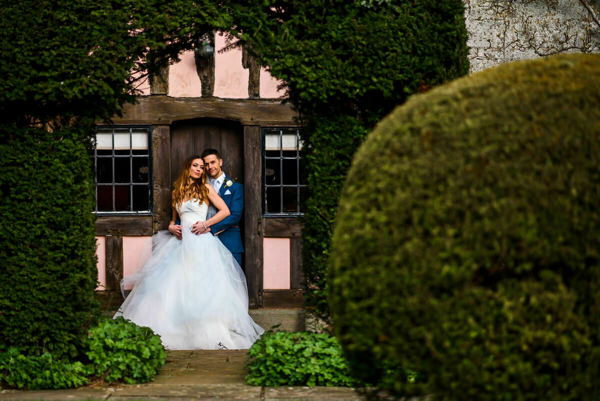 Wedding photography at Brinsop court