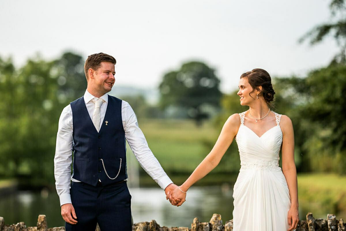 Wedding portrait Shropshire