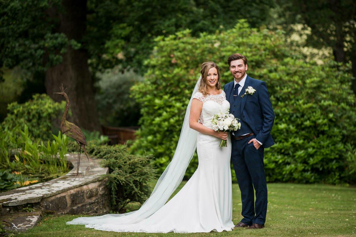 Brobury house wedding