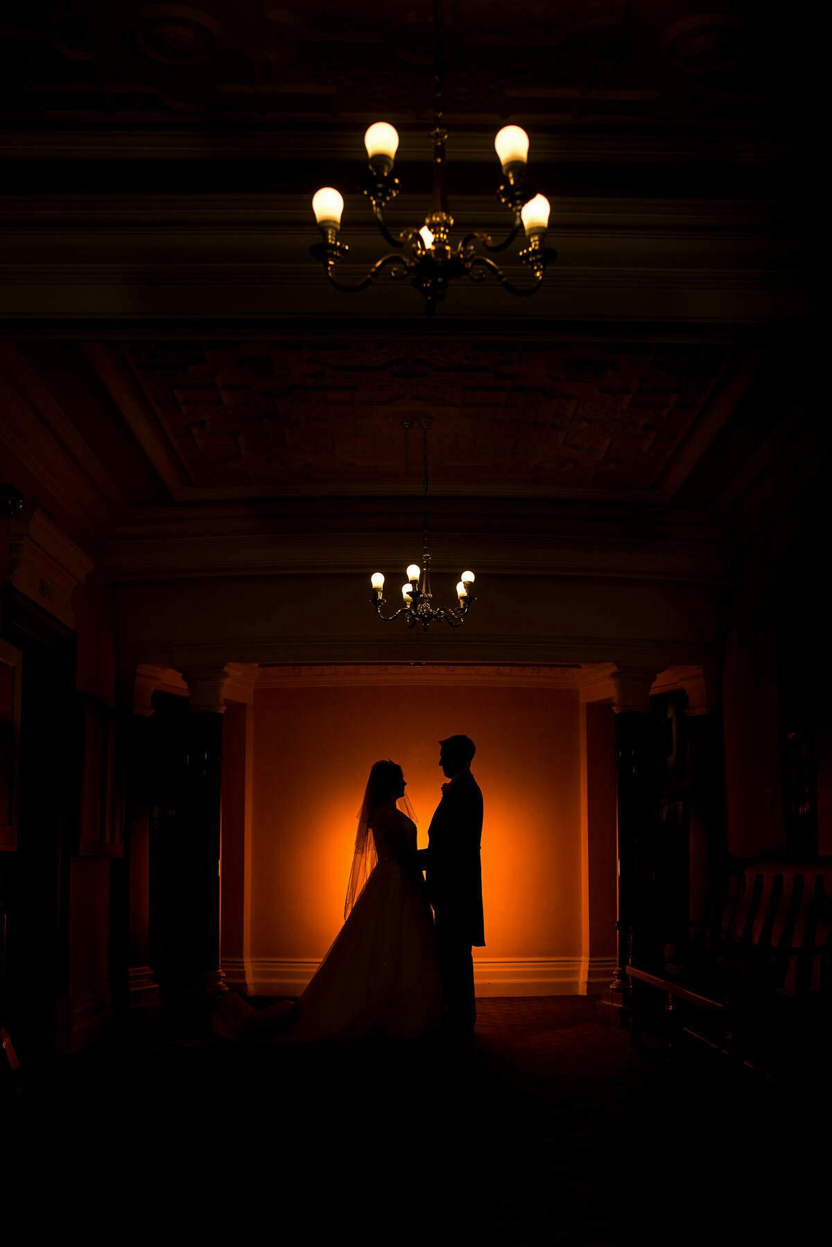 Hereford registry office wedding