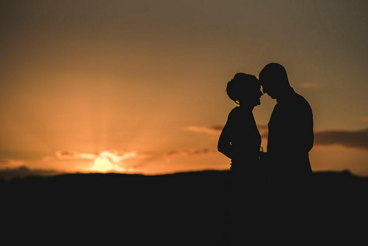 Lyde Arundel sunset