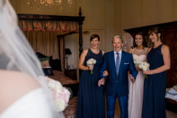 Hampton court wedding