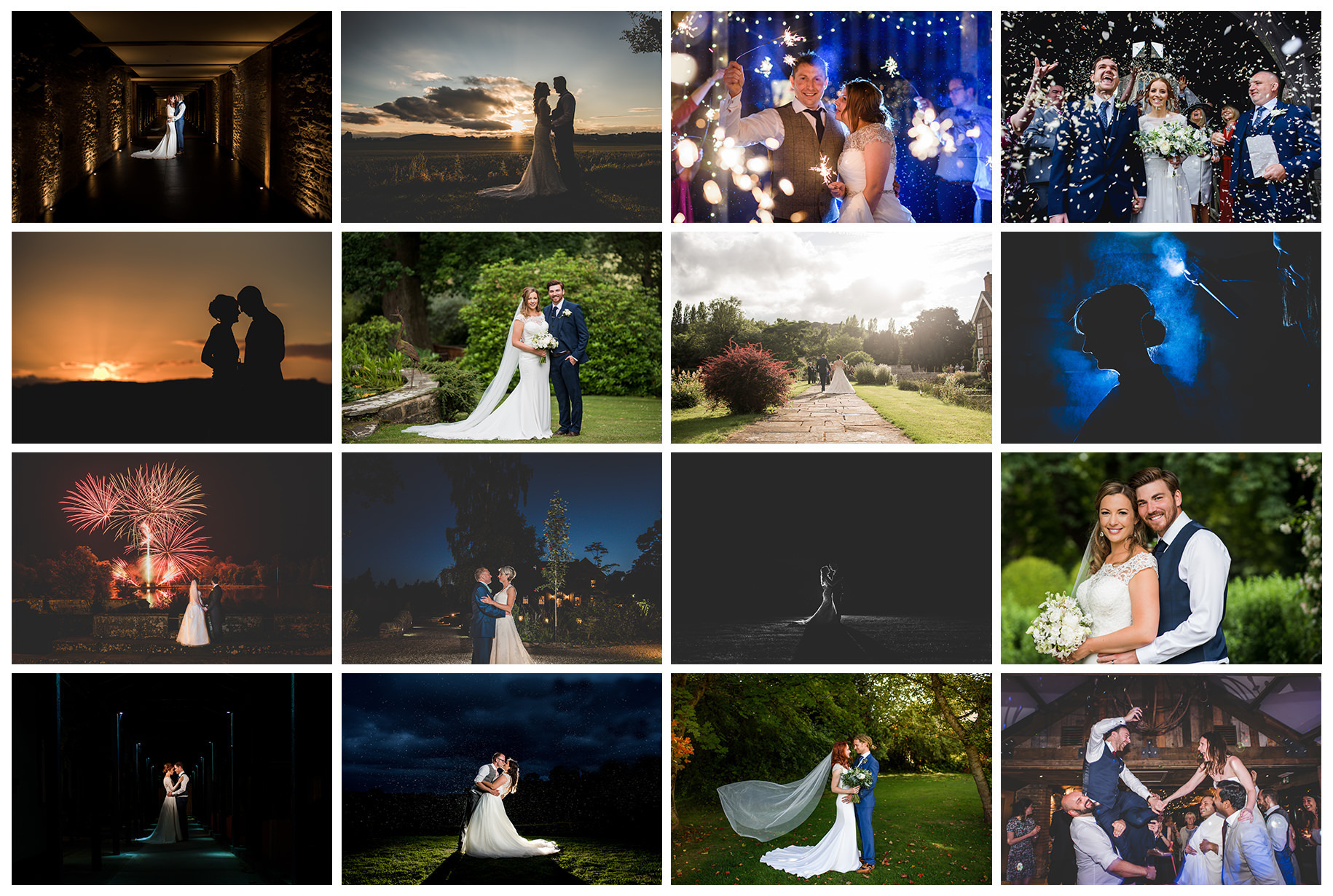 2017 best moments, Hereford wedding photographers