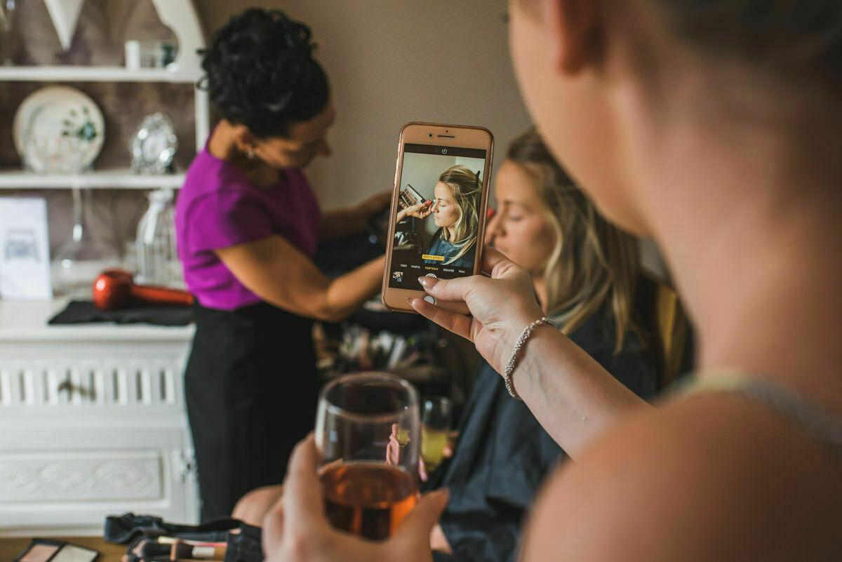 Wedding make up artists