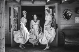 Bridesmaids Lemore Manor wedding