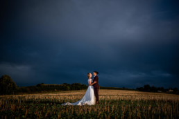 Civil partnership at Lyde Court wedding