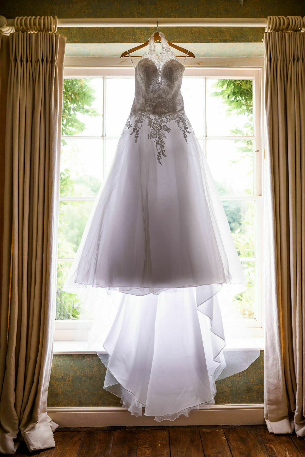 Wedding dress, Lyde Arundel