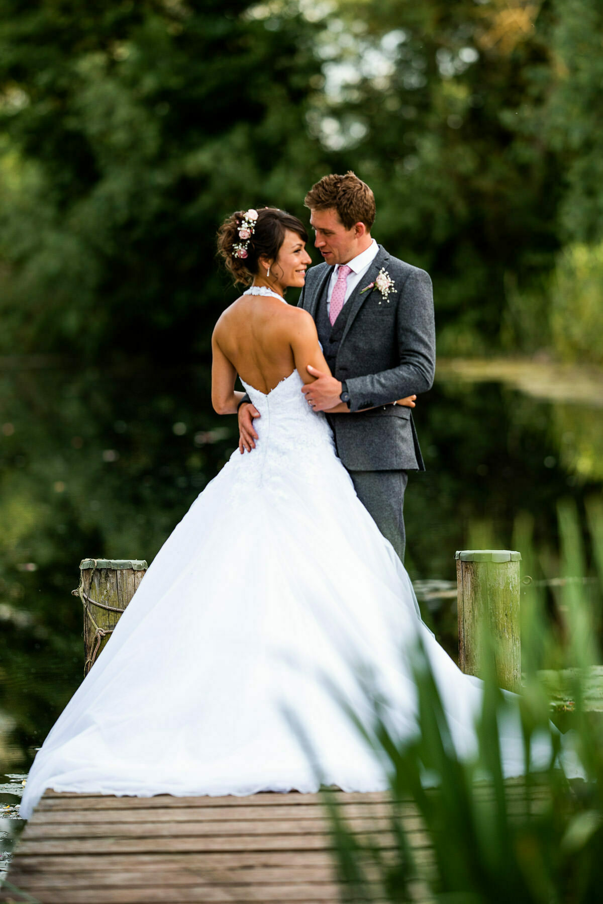 Wedding Portraits at Lyde Arundel