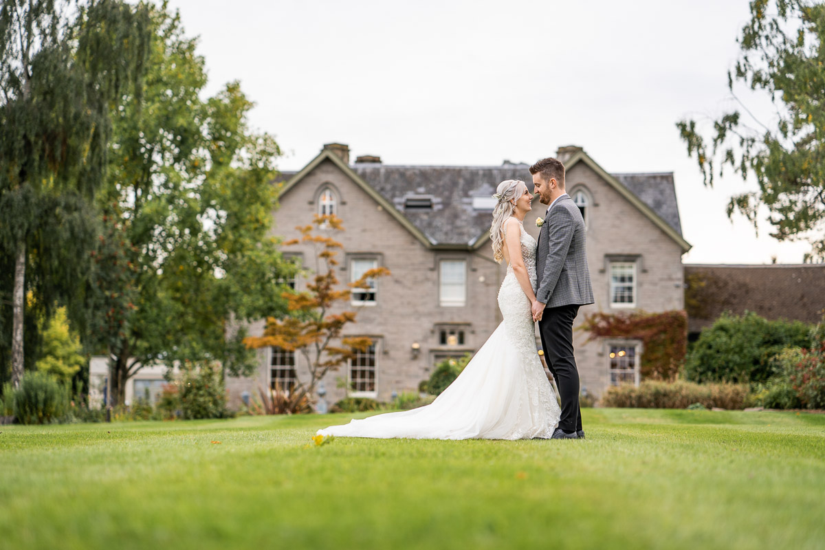 Getting married at Lemore Manor