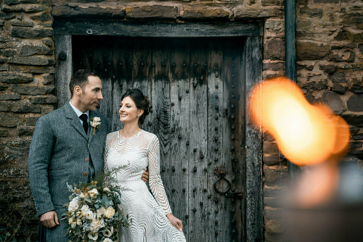 Barn weddings in Herefordshire