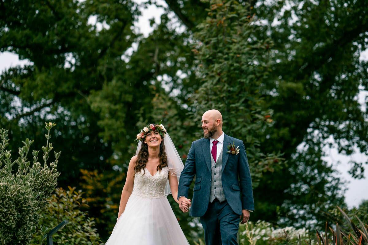 wedding portraits at Lemore Manor