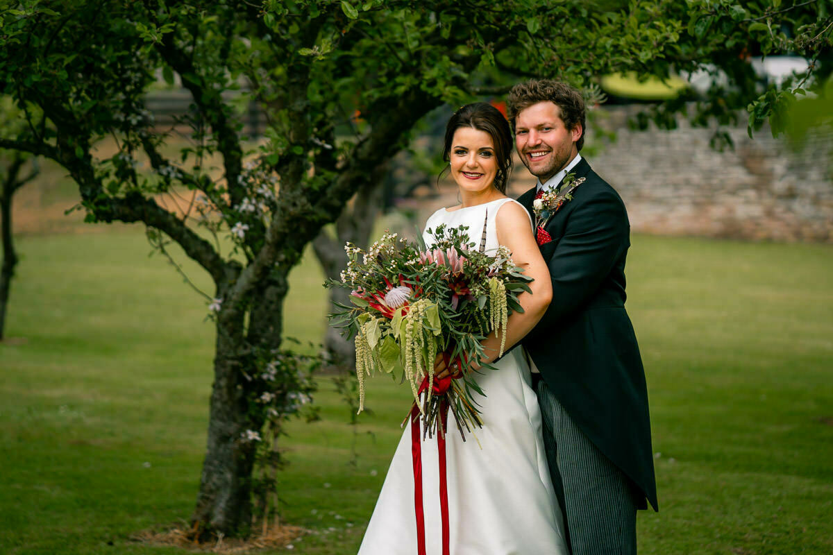 Worcestershire wedding florist