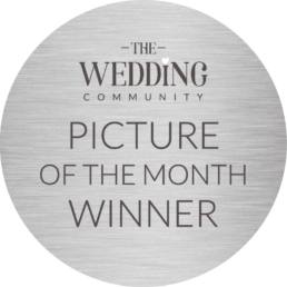 The Wedding Community Picture of the month winner