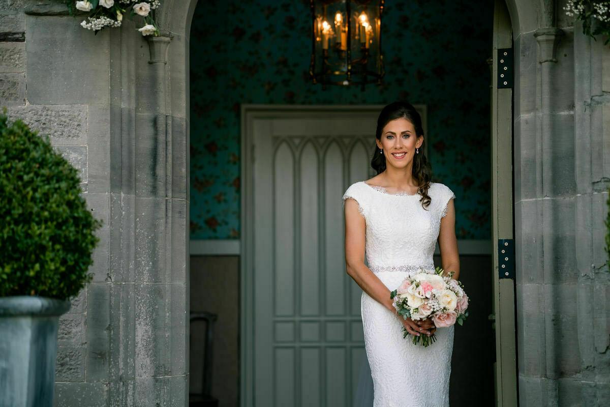 Stunning brides at Lemore Manor
