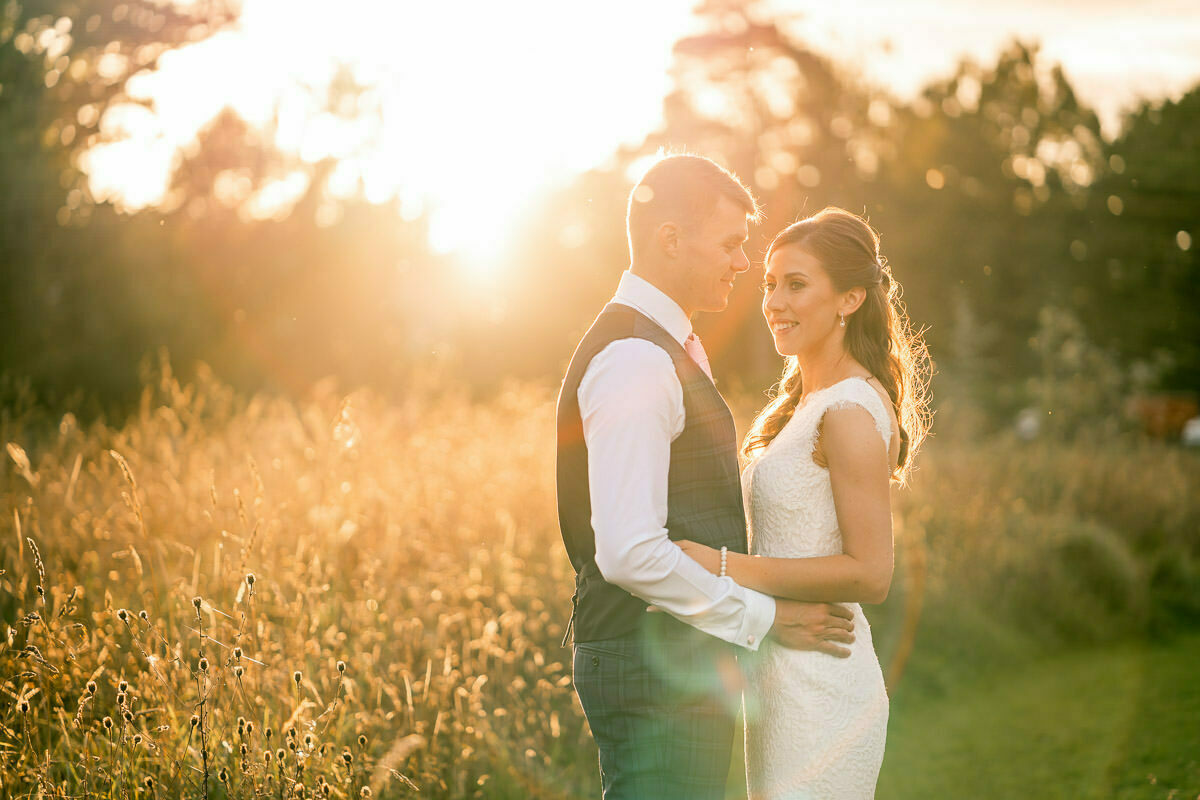 Summer weddings in Herefordshire