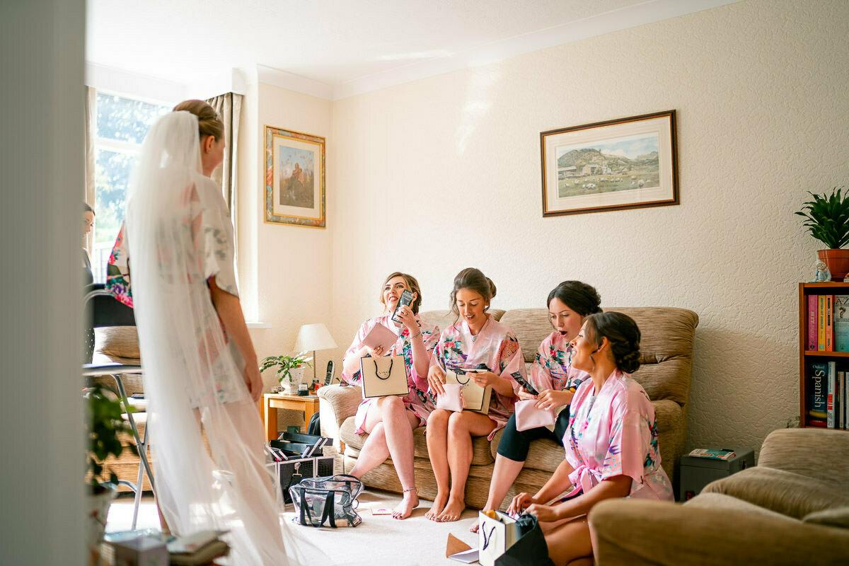 Birmingham wedding preparation